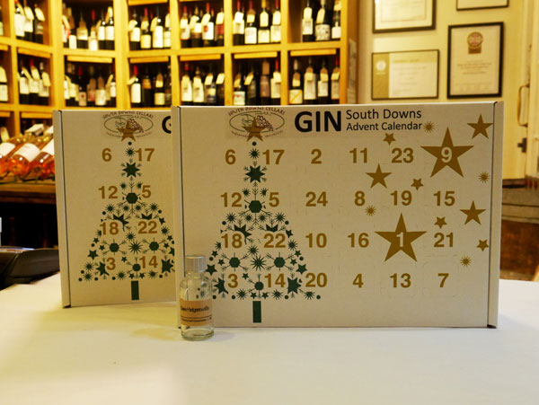 South Downs Local Gin Advent Calendar