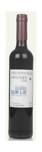 Frederiksdal Sur Lie Cherry Wine