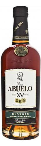 Ron Abuelo XV Finish Collection Oloroso Cask