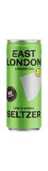 Lime & Vodka Seltzer