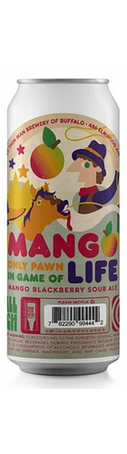Mango Only Pawn In Game of Life Sour