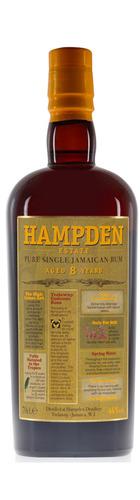 Hampden 8 yr old Rum