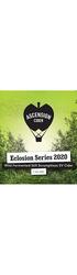 Eclosion Series 2020 - Scrumptious