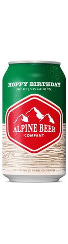 Hoppy Birthday Pale Ale  - CAN