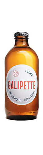 Galipette Biologique Organic Cidre