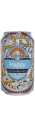 Happy Gluten Free Belgian Blonde