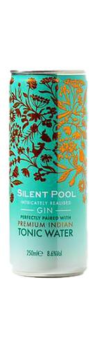 Silent Pool Gin & Tonic Can