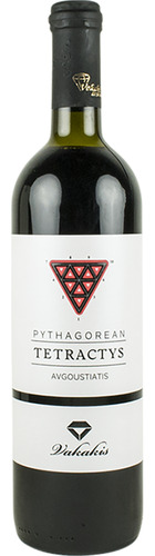 Tetractys Red
