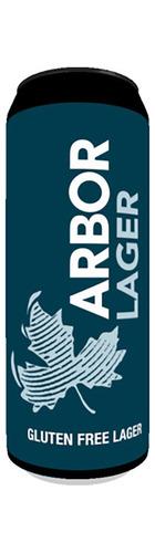 Arbor Gluten Free Premium Lager