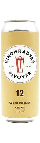 12 Czech Pilsner
