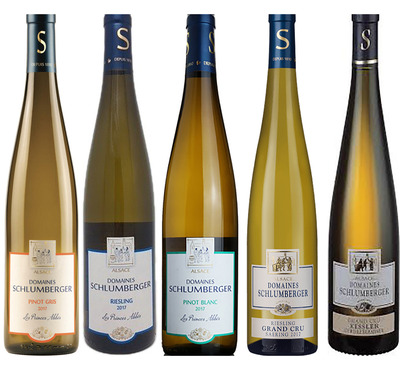 Domaines Schlumberger - Alsace Tasting Case