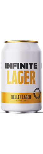 Infinite Lager Alcohol Free