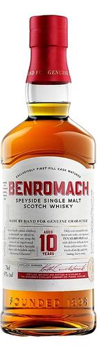 Benromach 10 yr old Malt Whisky