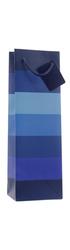 1 bt Gift Bag - Blue Stripe