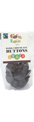 Dark Chocolate Buttons - 100g