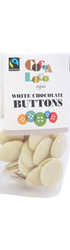 White Chocolate Buttons - 100g
