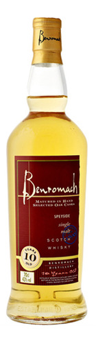 Benromach 10 yr old - 20cl