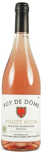 Pinot Noir Rose Puy de Dome