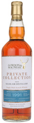 Private Collection Balblair 1991 - Crozes Hermitage Wood Finish Image