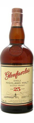 Glenfarclas 25 year old Single Malt