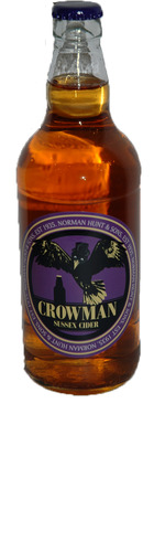 Crowman Sussex Cider