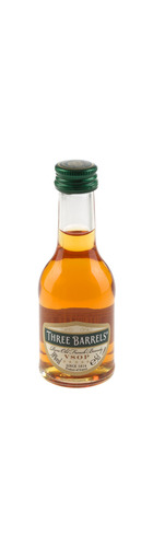 Three Barrels VSOP - 5cl