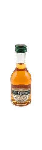 Three Barrels VSOP - 5cl