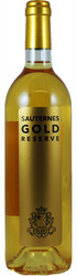 Gold Reserve Sauternes