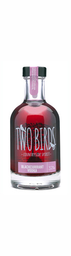 Two Birds Blackcurrant Vodka - 20cl