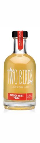 Two Birds Passion Fruit Vodka - 20cl