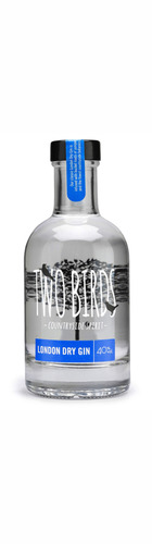 Two Birds London Dry Gin - 20cl