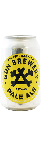 Project Babylon Pale Ale Gluten Free