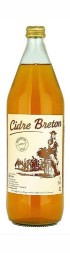 Breton Cider - 1 Litre