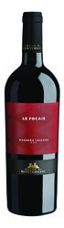 Le Focaie Sangiovese Image