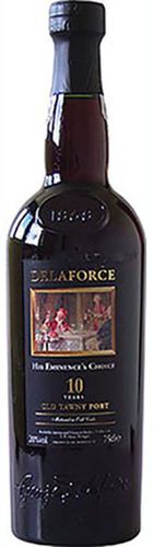 His Eminence's Choice 10 yr old Tawny Port