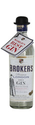 Brokers London Dry Gin