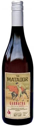 The Matador Garnacha