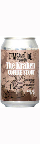 The Kraken Coffee Stout - CAN