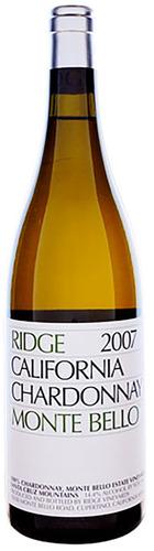 Monte Bello Chardonnay