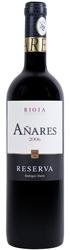 Anares Rioja Reserva