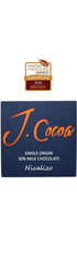 Nicalizo Milk Chocolate - 40g