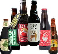 Christmas Ale Selection