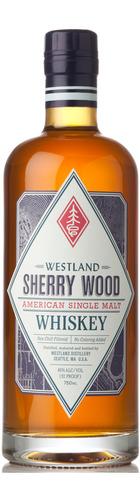 Sherry Wood Single Malt Whisky