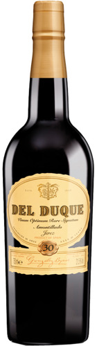 Del Duque - 30 year old Amontillado 375ml