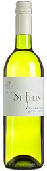 St Felix Blanc Cuvee Pierre Martin