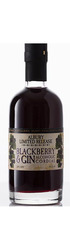 Blackberry & Gin Alcoholic Cordial