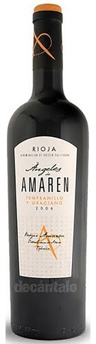 Angeles de Amaren Tempranillo y Graciano