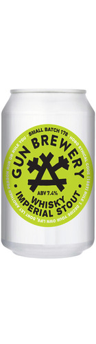 Imperial Whisky Stout - CAN