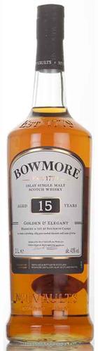 Bowmore 15 yr old