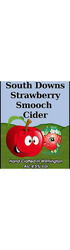 South Downs Strawberry  Cider